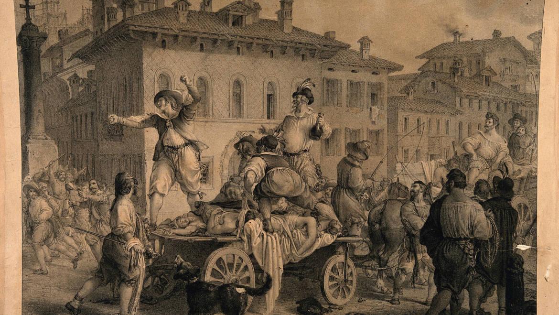 Pesten i Bergamo